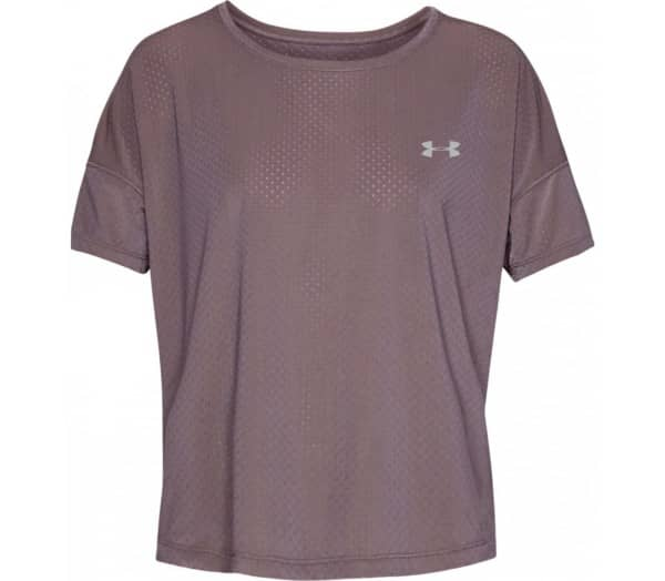 UNDER ARMOUR Armour Sport Mesh Oversized Women Training Top - 1