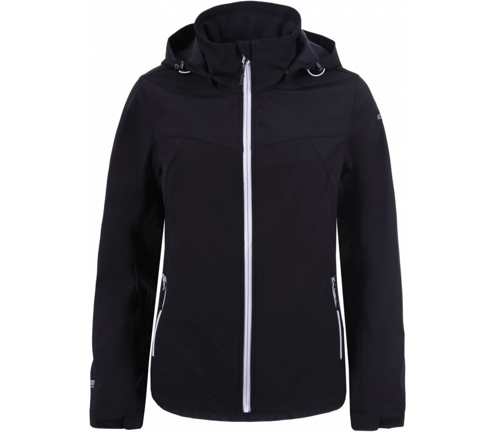 Icepeak - Lucy Donna Giacca Softshell (nero) compra online su Keller ... d5cc3aa4d2d