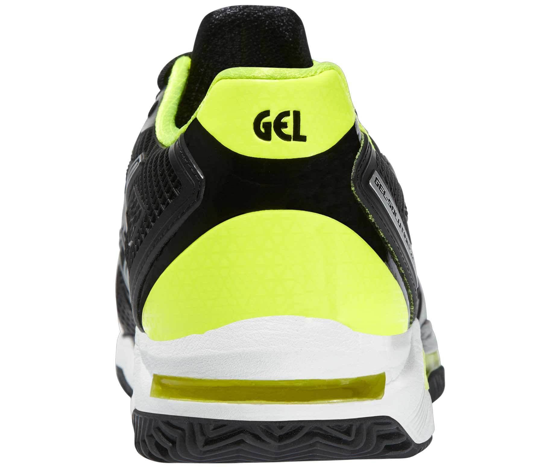 3b1666a27341 ASICS - Gel-Solution Speed 2 Clay men s tennis shoes (yellow black ...