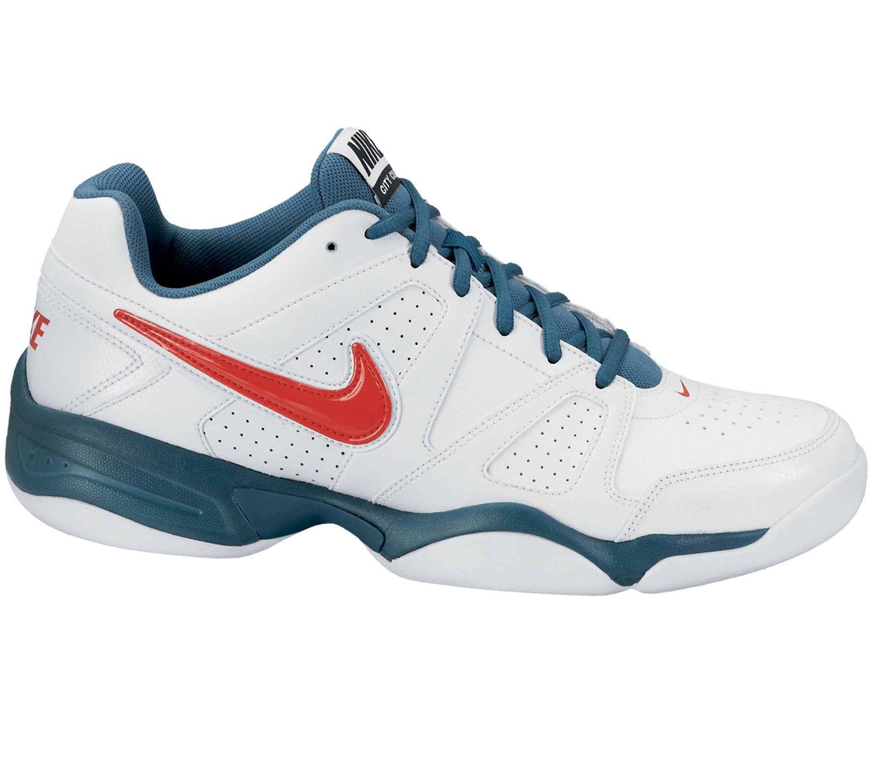 size 40 28ac9 24c8a Nike - City Court VII Indoor men s tennis shoes (wei
