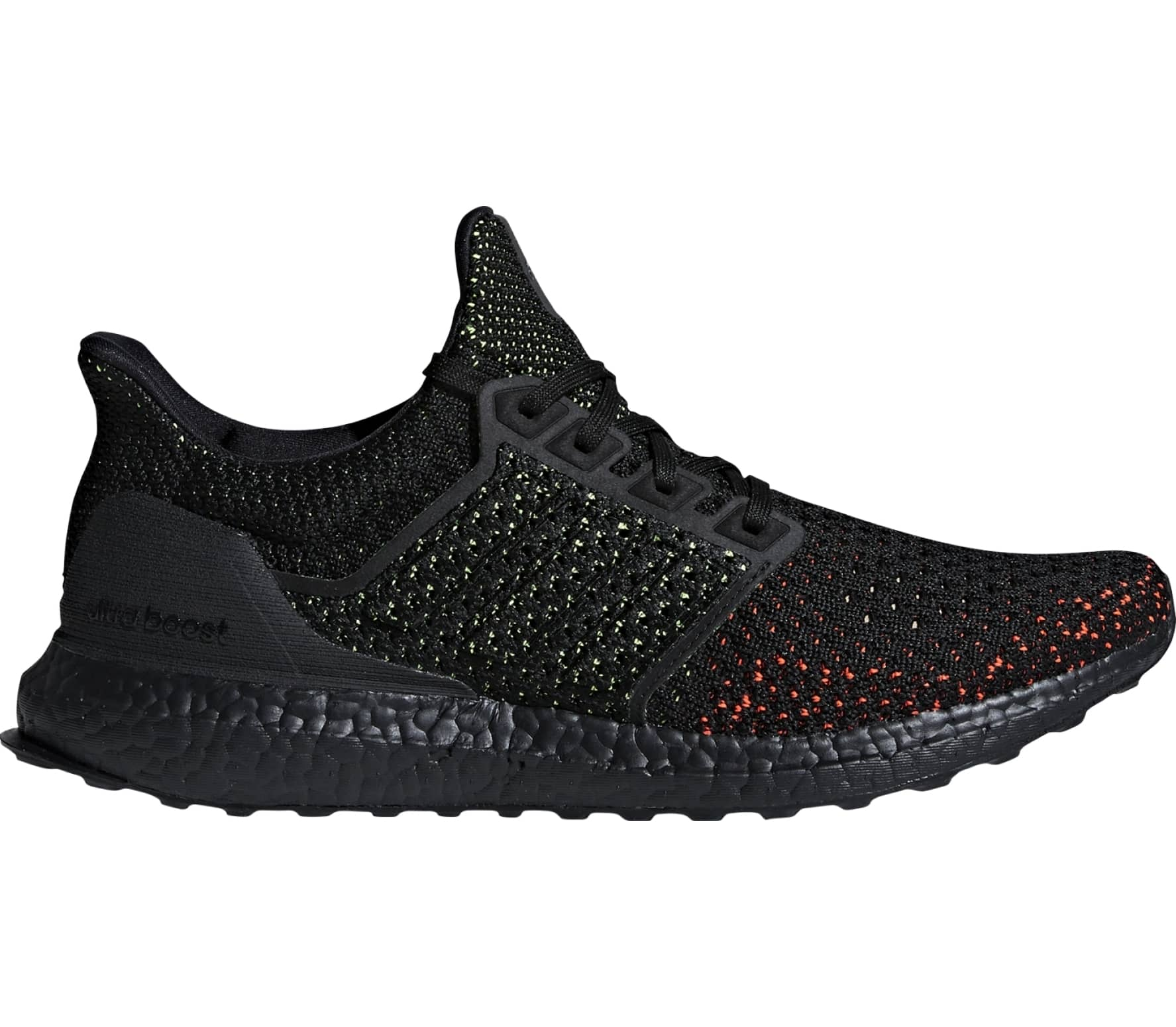 the latest 5fdef e3d17 Adidas - Ultra Boost Clima men  s running shoes (black red)