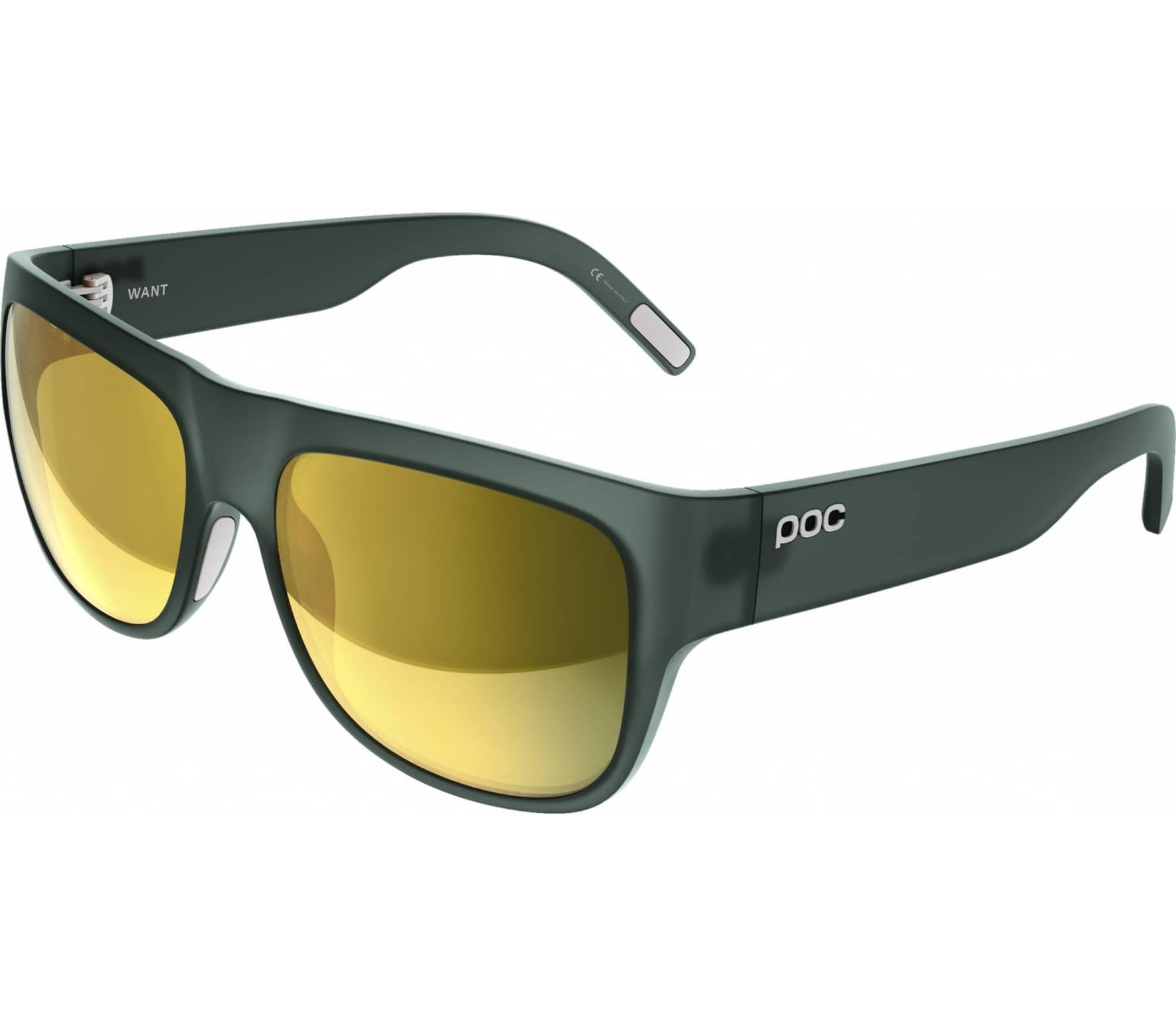 POC - Want Bike Brille (dunkelgrün)