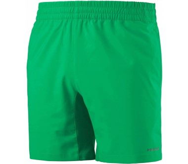 Head - Club men's tennis shorts (green)