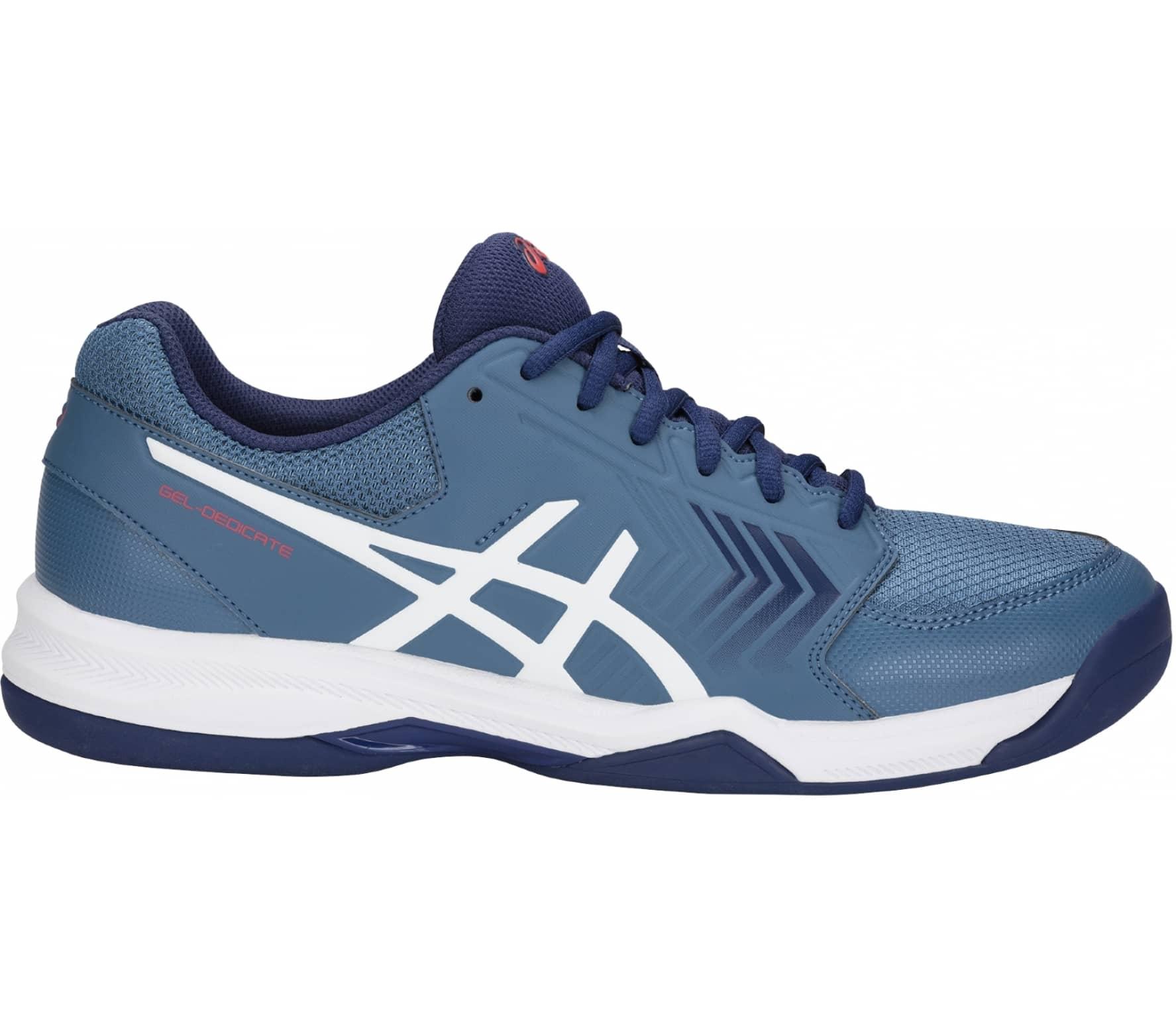 ASICS - Gel-Dedicate 5 Indoor Hombre Zapato de tenis (azul) comprar ... 5542b5cb14426