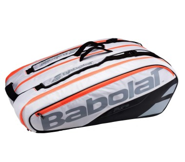 Babolat - Pure Strike RH x12 tennis bag (white)