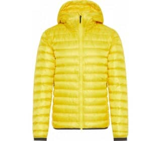 Light Down Hood Herren Daunenjacke