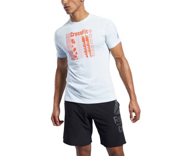 REEBOK RC Activechill + Cotton Men Training Top - 1