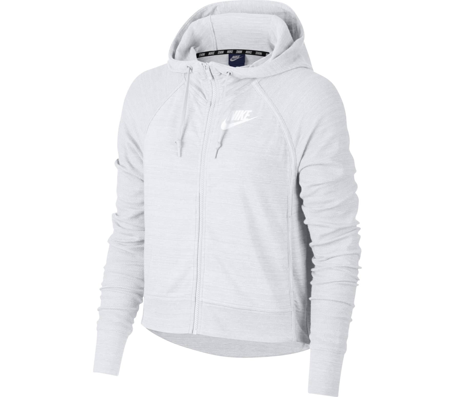 4f5dc60afb81 Nike - Sportswear Advance 15 women s hoodie (light grey) - buy it at ...