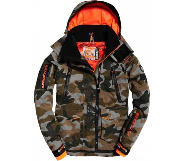 SUPERDRY SPORT® Ultimate Snow Rescue Men Ski Jacket - 1