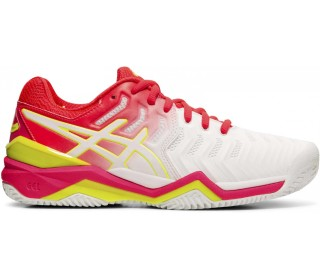 Gel-Resolution 7 Cla Damen Tennisschuh