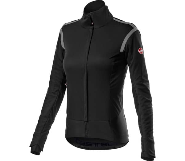CASTELLI Alpha RoS 2 Women Cycling Jacket - 1