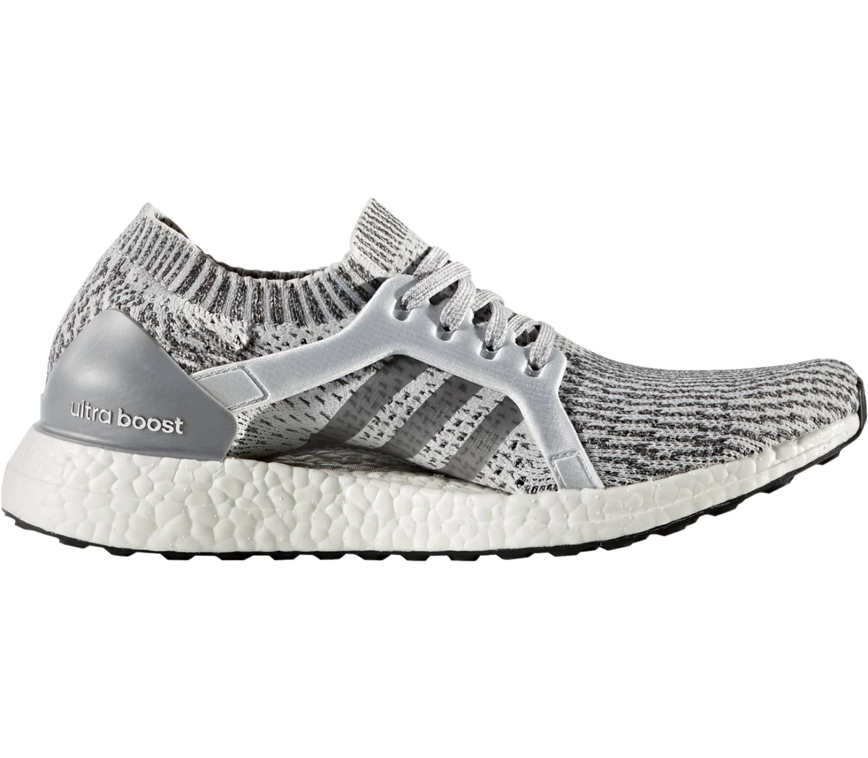 Adidas - Ultra Boost X women's running shoes (grey/white)