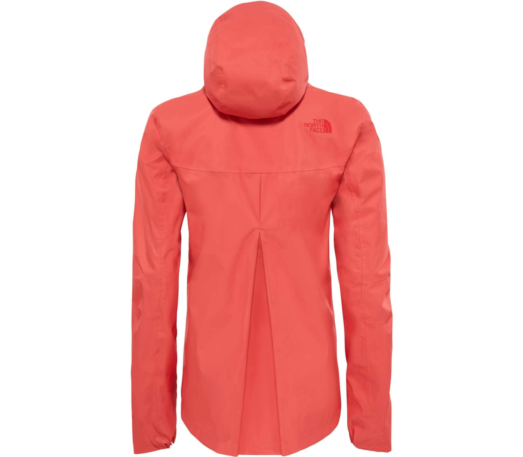 e3f17b2fc8ff42 The North Face - Tanken Damen Regenjacke (hellrot) im Online Shop ...