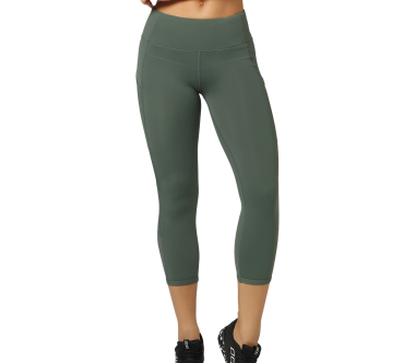 Lorna Jane - Tri Ultimate Support 7/8 women's training pants (green)