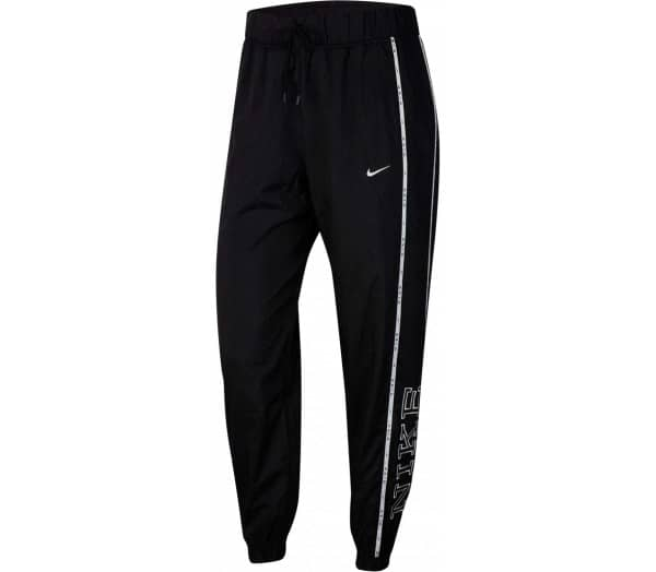 NIKE SPORTSWEAR Black Women Track Pants - 1