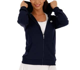 Squadra Full Zip Dames Tennisjas