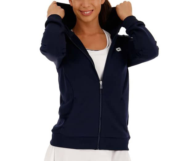 LOTTO Squadra Full Zip Women Tennis Jacket