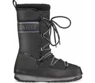 Moon Boot® Monaco Wool Women Winter Shoes