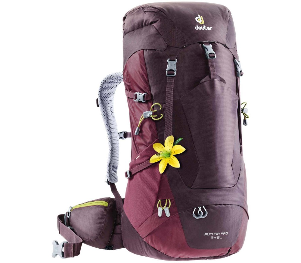 Deuter Futura PRO 34 SL Women red