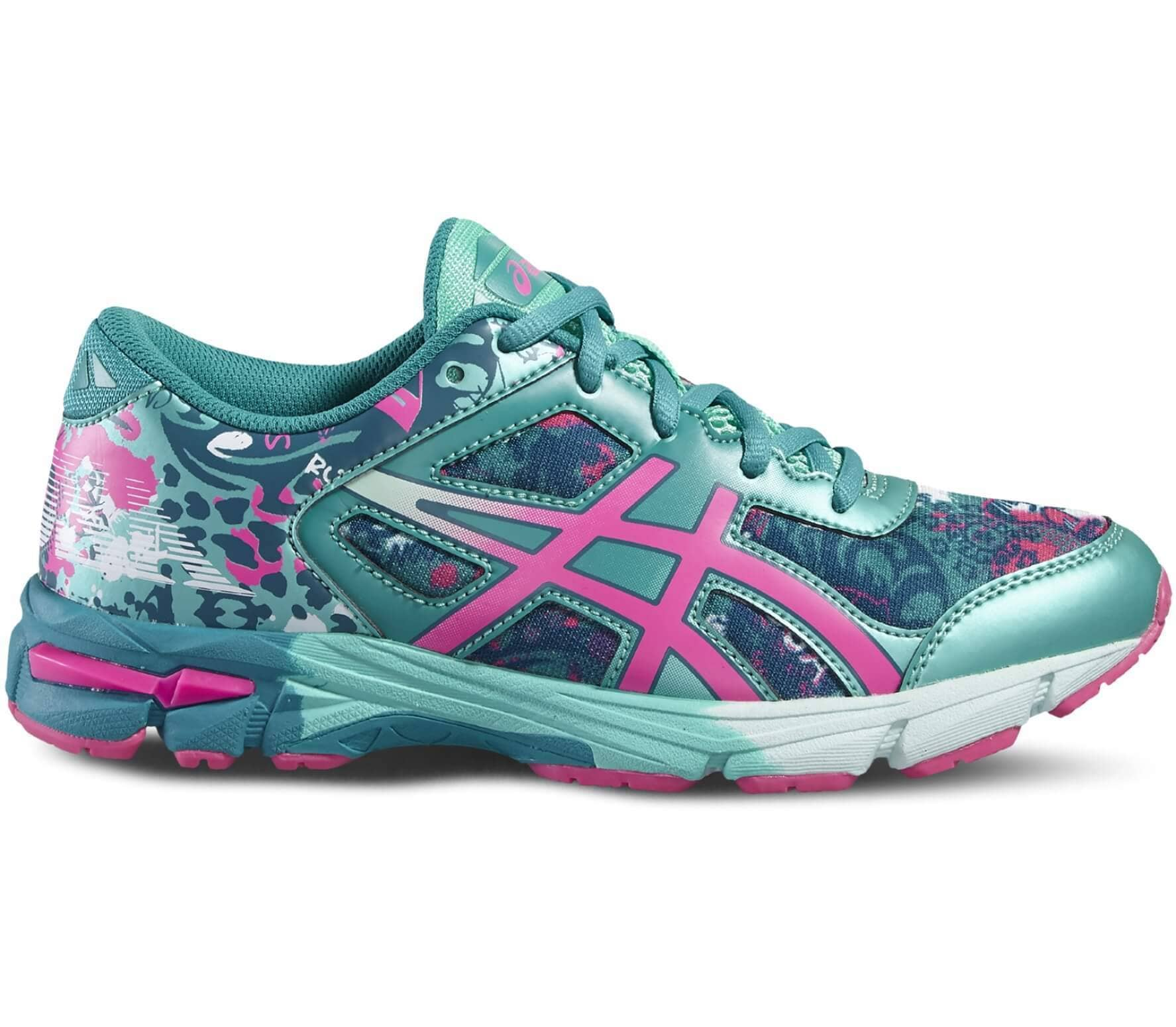 plus de photos 668b1 b7400 ASICS Gel-Noosa Tri 11 GS Junior Laufschuh Enfants