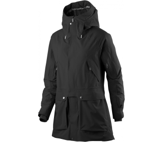 Houdini Spheric Women Parka