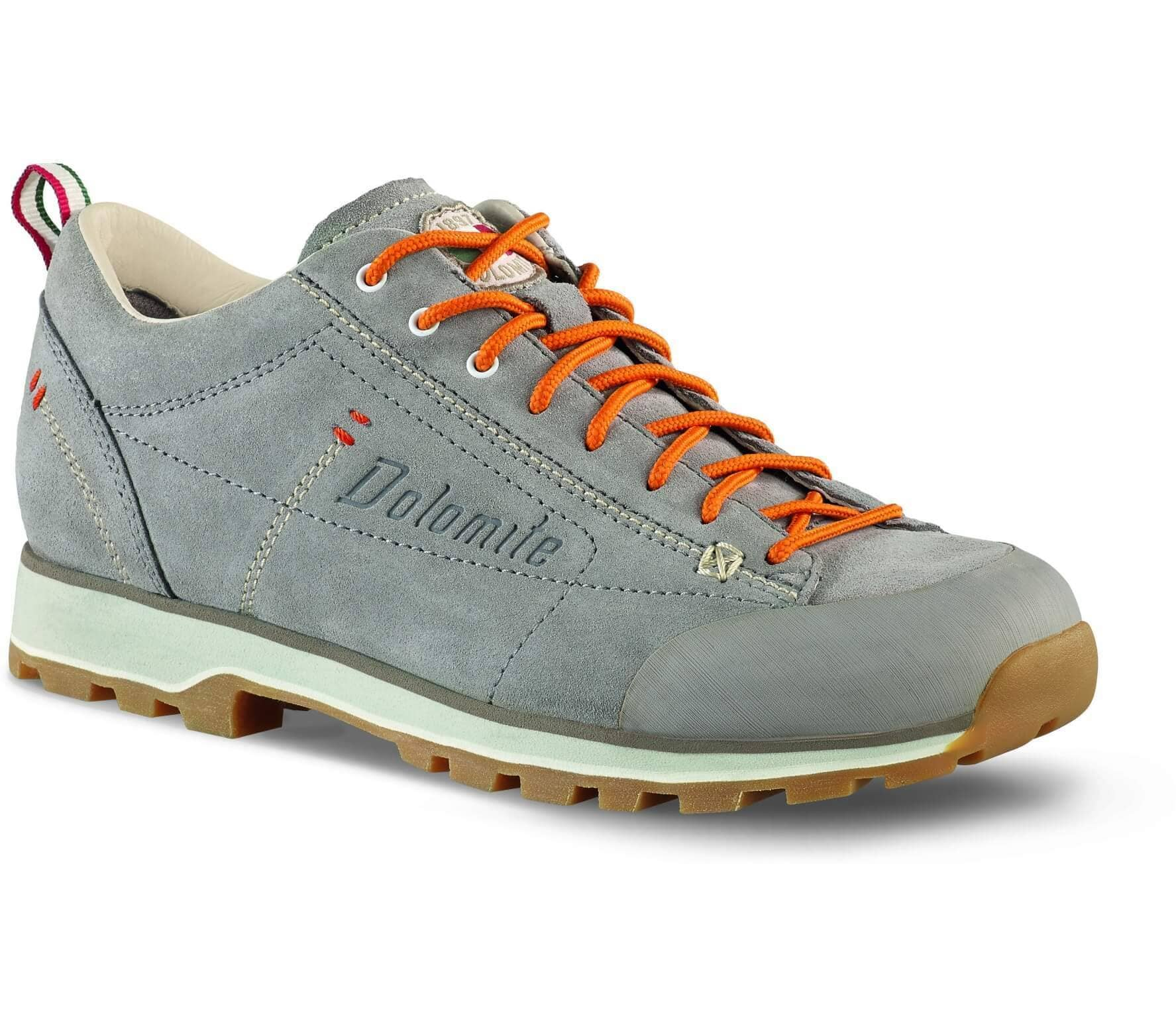 Dolomite - Cinquantaquattro Low women s hiking shoes (grey orange ... 14f055fee