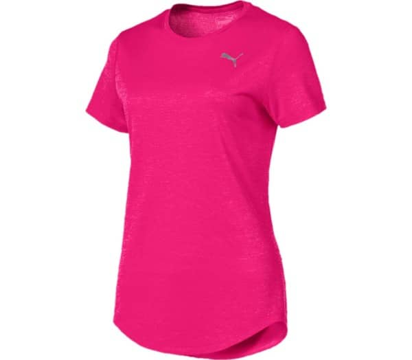 PUMA Epic Heather S/S Damen Trainingsshirt - 1