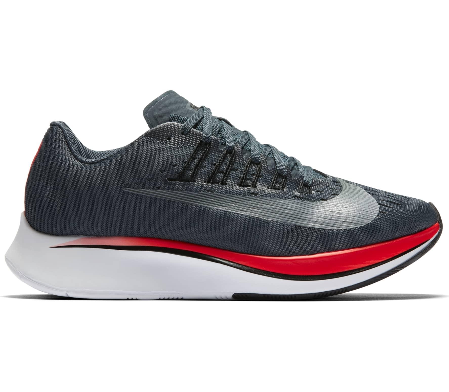 Nike Performance ZOOM FLY - Competition running shoes - blue Mlk4XWU