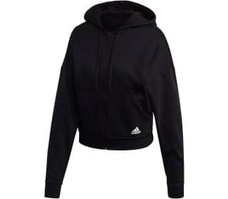 adidas Badge of Sport All over Graphic Women Sweatshirt