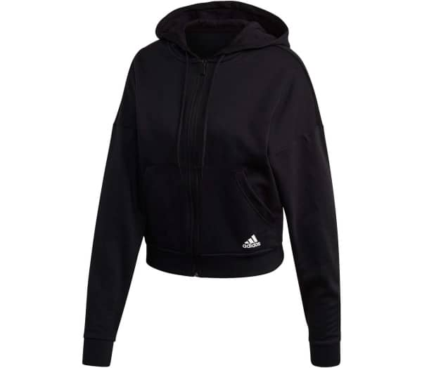 ADIDAS Badge of Sport All over Graphic Women Sweatshirt - 1