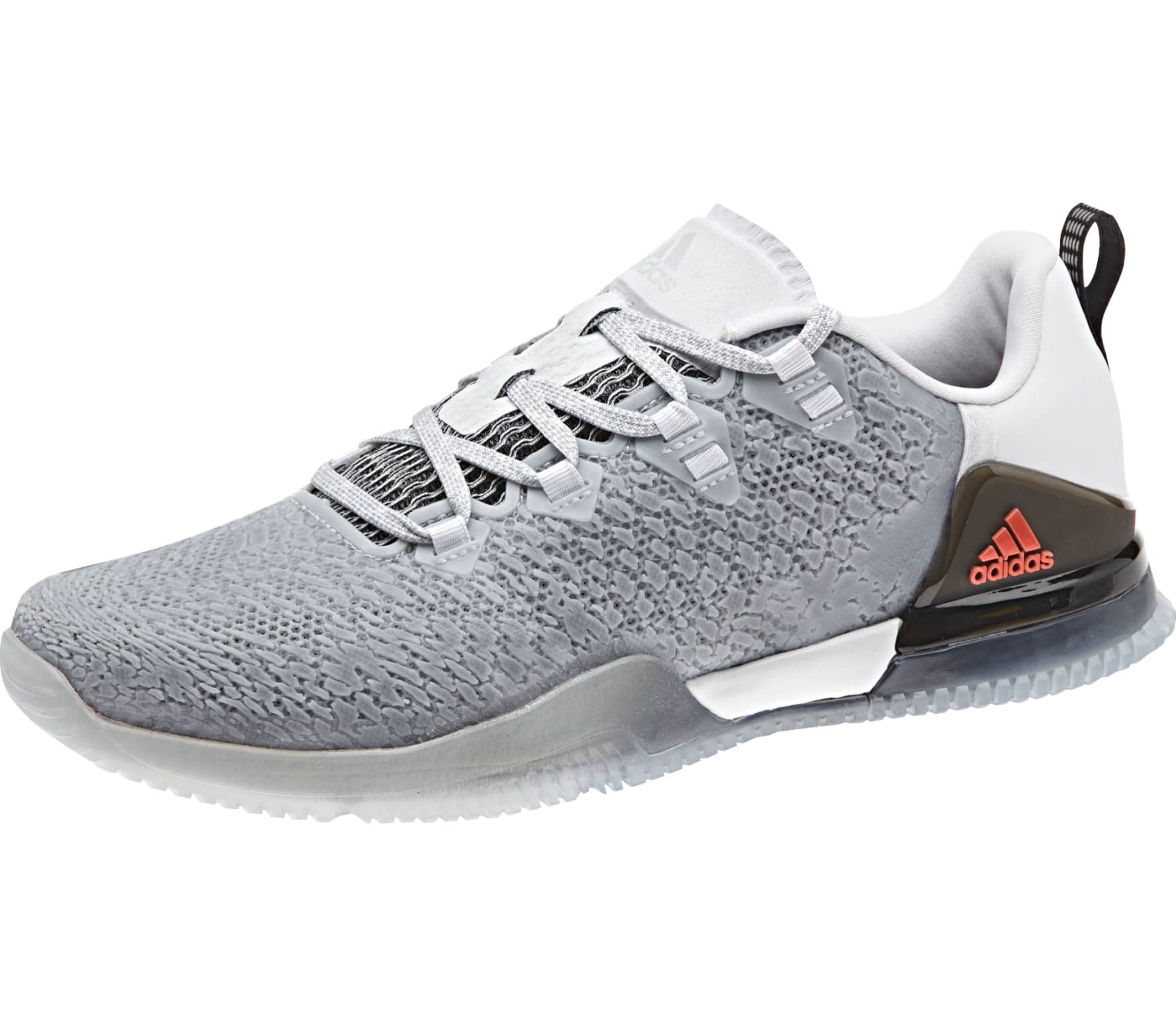 best service 95881 20438 Adidas - CrazyPower TR Damen Trainingsschuh (hellgrauweiß)