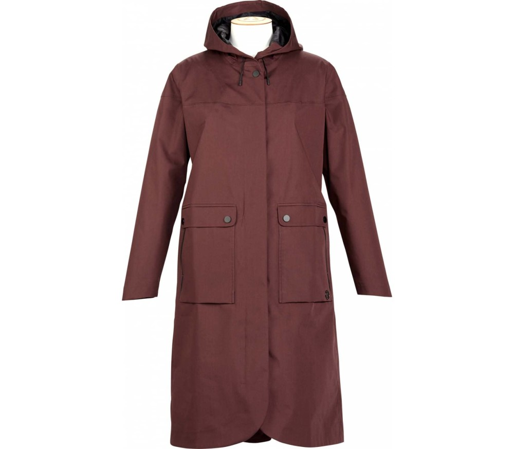 City Rain Shell Damen Parka
