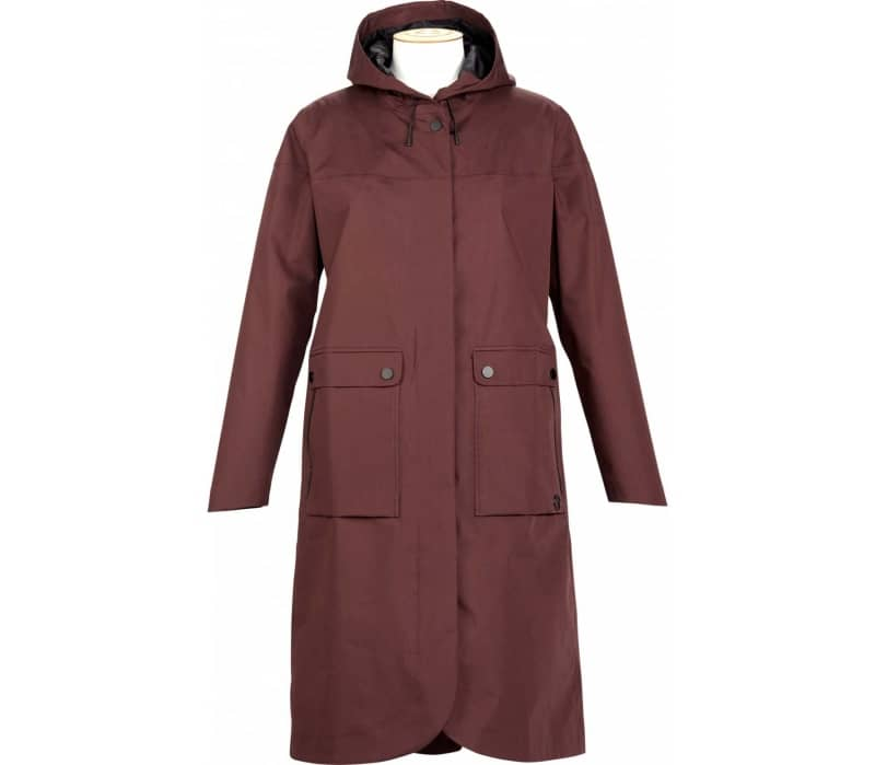 City Rain Shell Dames Parka