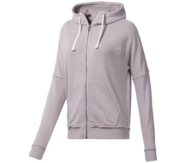 REEBOK El Marble Logo Women Training Jacket - 1