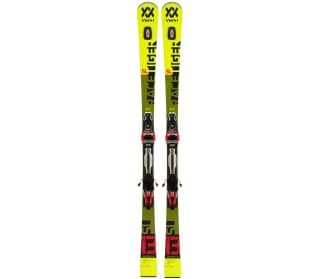 Racetiger SL inkl. rMotion 12 GW Unisex Skis with Bindings