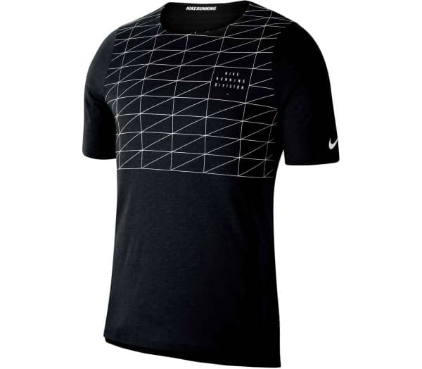 NIKE Rise 365 Run Division Men Running Top - 1