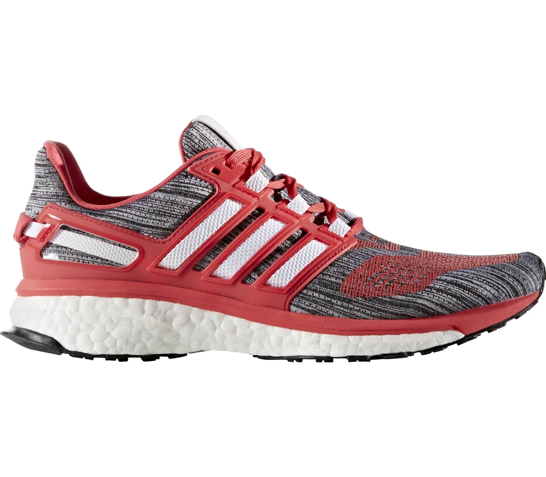 on sale 85543 dfc8f Adidas - Energy Boost 3 zapatillas de running para mujer (grisrojo)