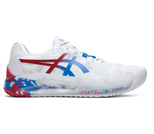 ASICS GEL-RESOLUTION 8 Men Tennis Shoes - 1