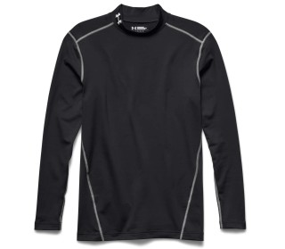 Under Armour Coldgear Armour Mock Hommes T-shirt à manches longues