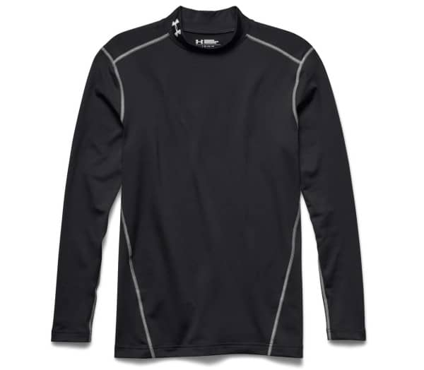 UNDER ARMOUR Coldgear Armour Mock Herren Longsleeve - 1