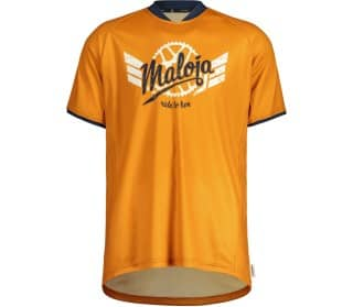 Maloja PalinM. Multi 1/2 Heren T-Shirt