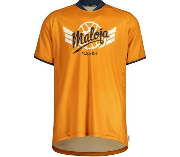 MALOJA PalinM. Multi 1/2 Heren T-Shirt - 1