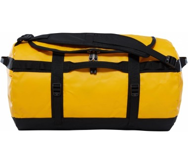 The North Face - Base Camp S - Update Duffel (gelb/schwarz)