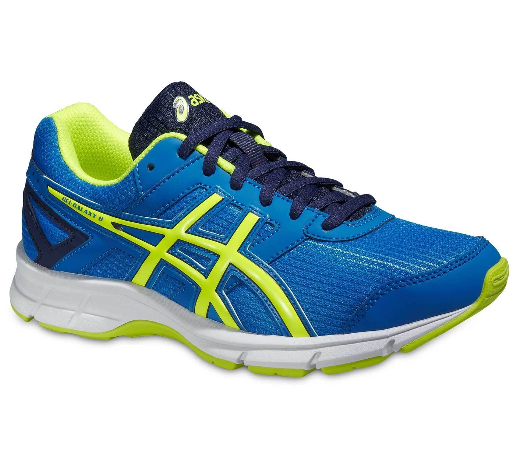 ASICS Gel Galaxy 8 GS Junior Laufschuh (blau)