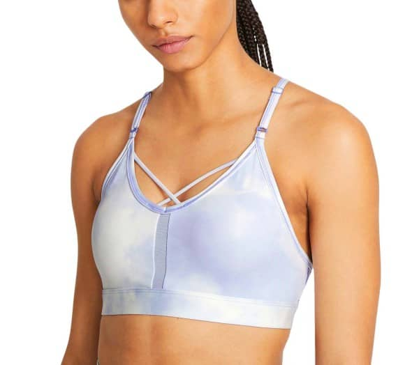 NIKE Dri-FIT Indy Icon Clash Light Support Women Sports-Bra - 1