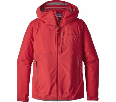 Patagonia - Stretch Rainshadow women's hardshell jacket (pink)