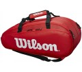 Wilson - Tour 2 Comp tennis bag (red)