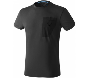 Dynafit - 24//7 Shortsleeve men's Mountain Lifestyle top (black)