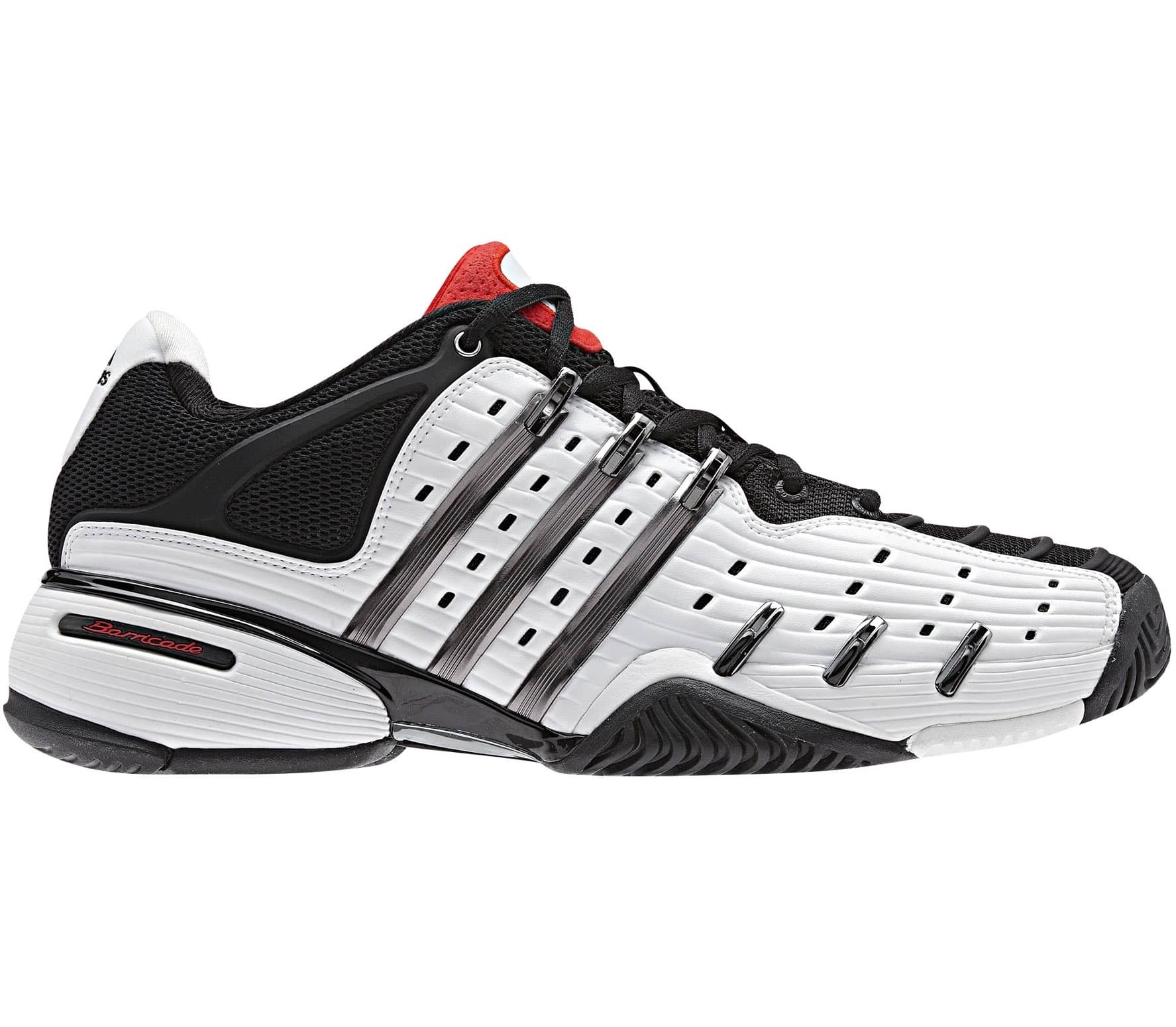 brand new 1f239 9ab3d Adidas - Barricade V Classic Synthetic mens tennis shoes (Wei