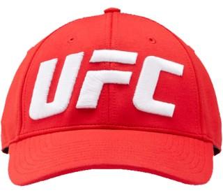 Reebok UFC Baseball Hommes Casquette rouge